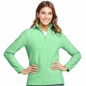 Lands' End Women's Pullover Fleece, size S